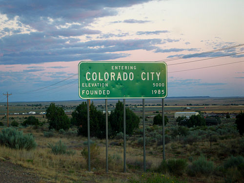 colorado city arizona0