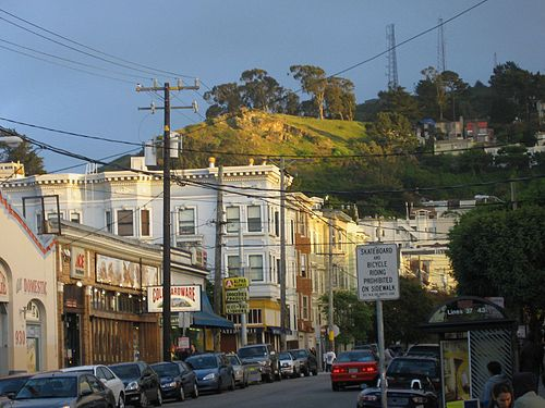 cole valley san francisco california0