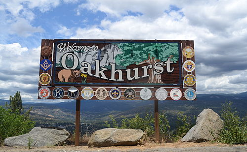 oakhurst california0