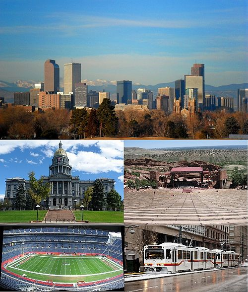 denver county colorado0