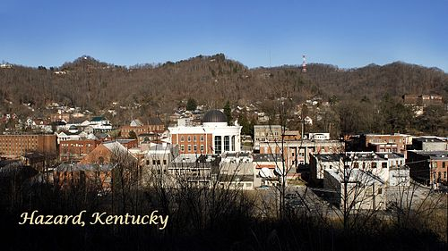 hazard kentucky0