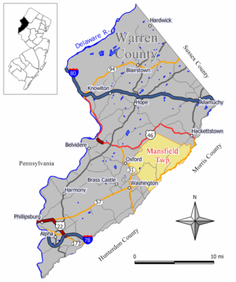 mansfield township warren county new jersey0