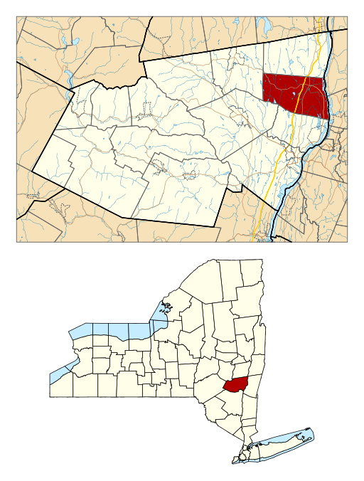 coxsackie -town- new york0