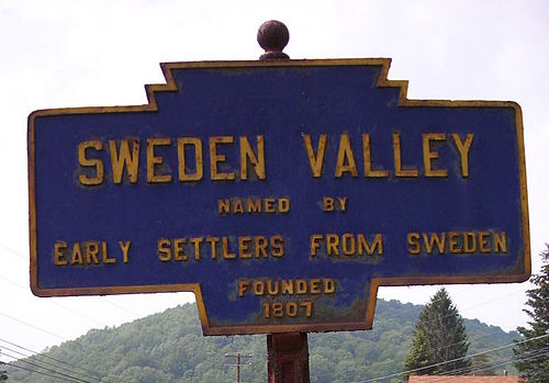 Sweden- Valley0