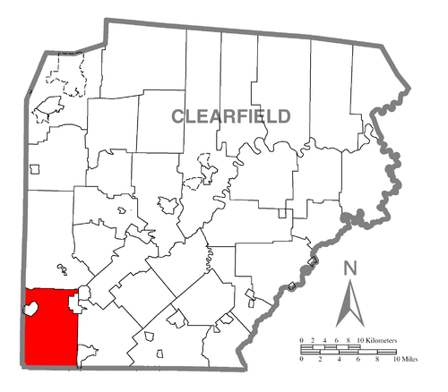 burnside township clearfield county pennsylvania1