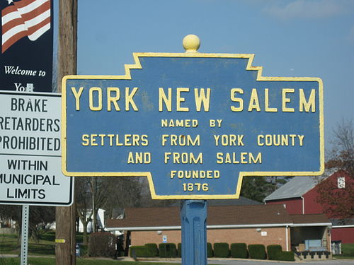 new salem pennsylvania1