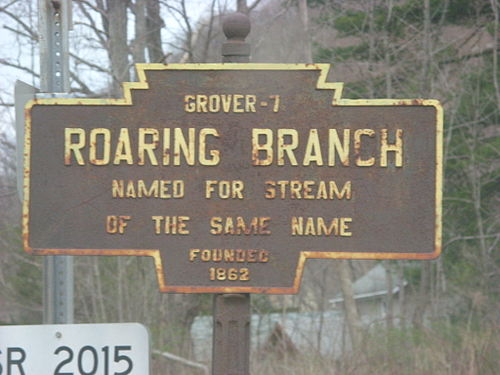 roaring branch pennsylvania0