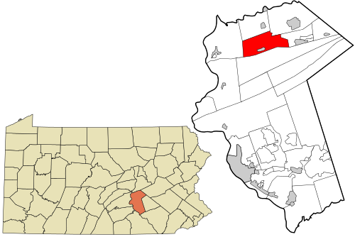 washington township dauphin county pennsylvania1