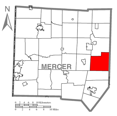 worth township mercer county pennsylvania0